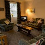 Lounge at Briery House, self catering group accommodation in the Lake District