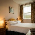 Double bedroom at Briery House, self catering group accommodation in the Lake District