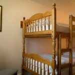 Bunk beds at Briery House, self catering group accommodation in the Lake District