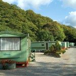 Holiday home caravans lake District