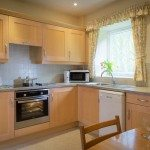 Kitchen at Low Briery holiday cottages in the Lake District