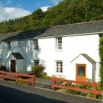 Exterior at Low Briery holiday cottages in the Lake District