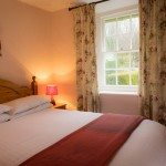 Double bedroom at Low Briery holiday cottages in the Lake District