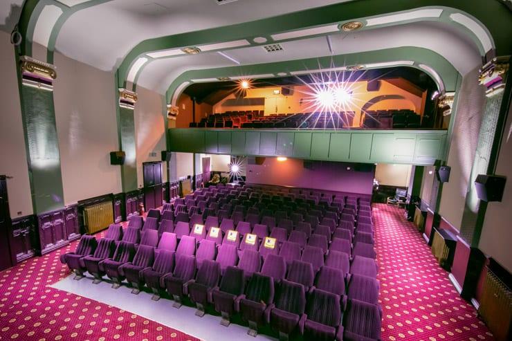 Keswick Alhambra Cinema