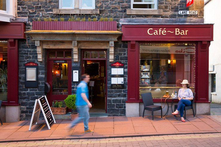 Cafe Bar 26, Keswick