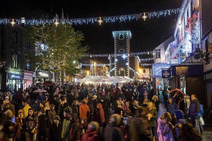 New Year Celebrations in Keswick