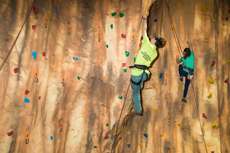 Indoor Rock Climbing Wall For Home