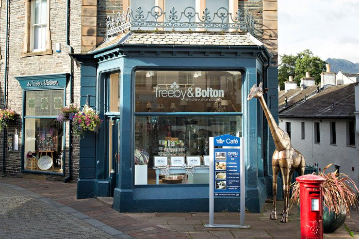 Treeby & Bolton, Keswick