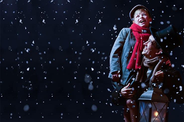 A Christmas Carol at Theatre by the Lake Keswick