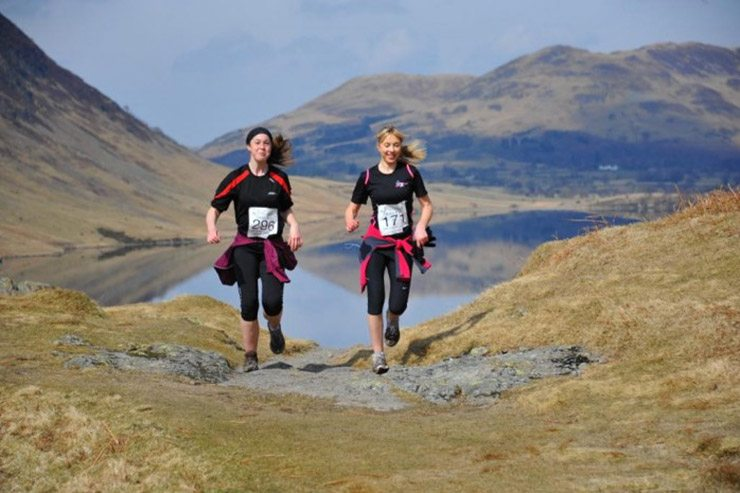 Buttermere 10 Trail Run 2017