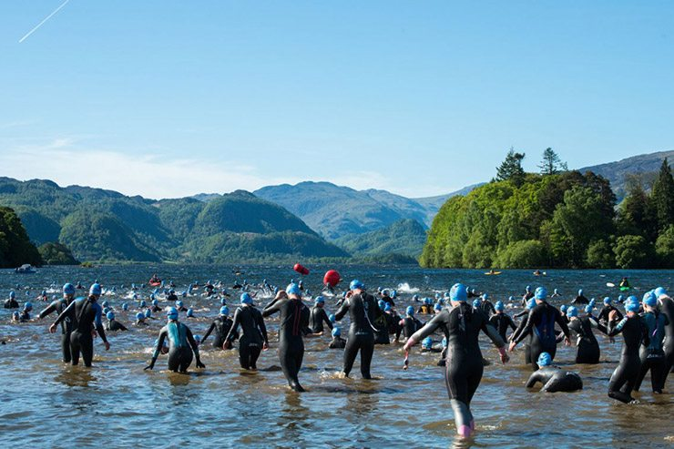 The Lakesman Triathlon 2017