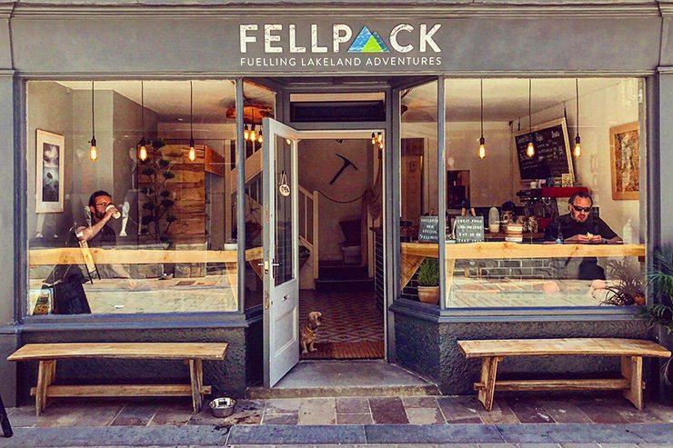 Fellpack, Keswick