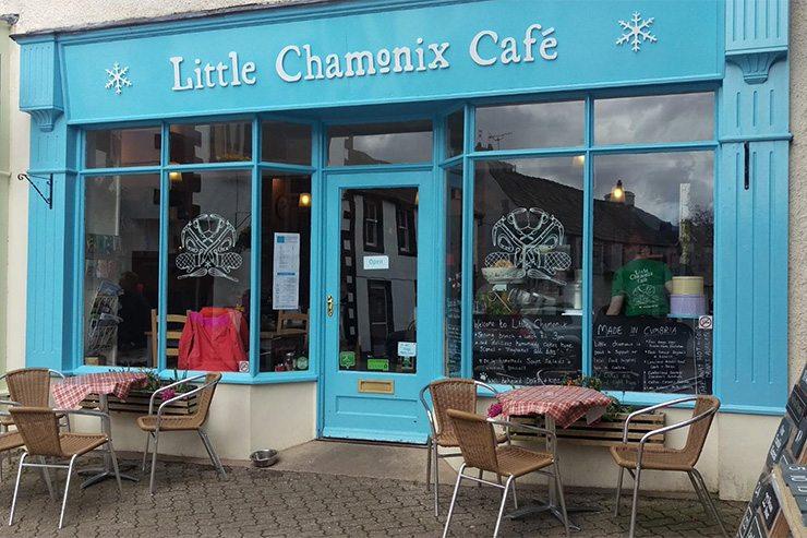 Little Chamonix Cafe, Keswick