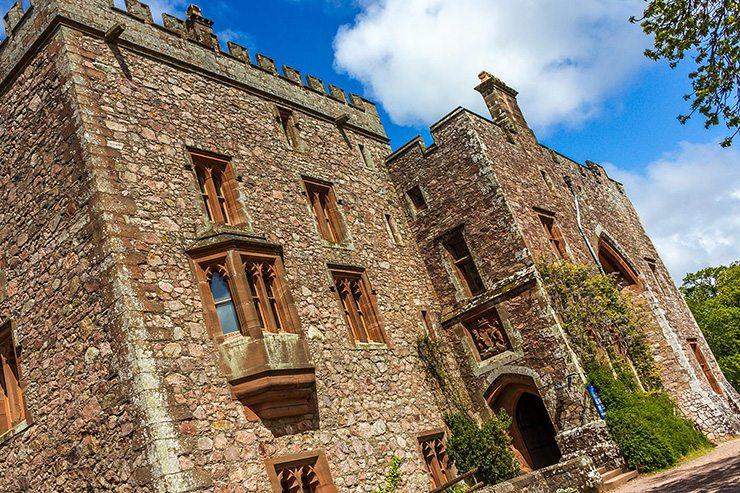 Muncaster Castle, Ravengkass