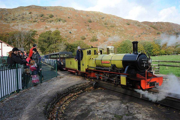 Ravenglass and Eskdale Railway, La'al Ratty