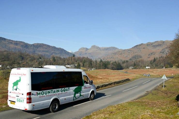 Mountain Goat Tours, Keswick, Lake District