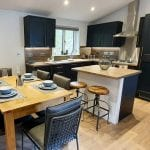 Pathfinder Custom Lodge (Plot 35) - kitchen