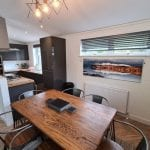 Great Gable Lodge - kitchen and dining
