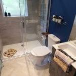 High Spy Lodge - bathroom