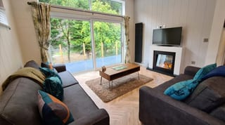 Luxury Lodges in Keswick sleeping 6